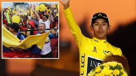 Tour de France: Egan Bernal can make Colombia 'one of the greatest cycling nations'