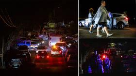 California garlic festival shooting suspect identified as Santino William Legan – reports