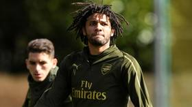 Dead man found at house belonging to Arsenal star Mohamed Elneny