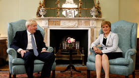 Scotland's Sturgeon says Boris Johnson aiming for no-deal Brexit, despite rhetoric otherwise