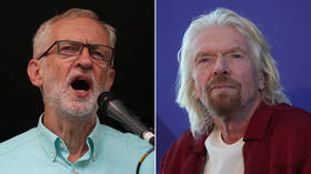 'Burn cream for Branson': Corbyn trolls billionaire Virgin boss in viral NHS tweet