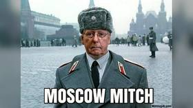 'Moscow Mitch' sells out to the Kremlin: Same old voter access debate with Russian dressing