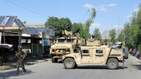 At least 34 civilians killed in roadside bomb attack in Afghanistan – officials