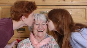 No more kisses from Granny? Aussie program to protect kids from ALL unwanted physical contact