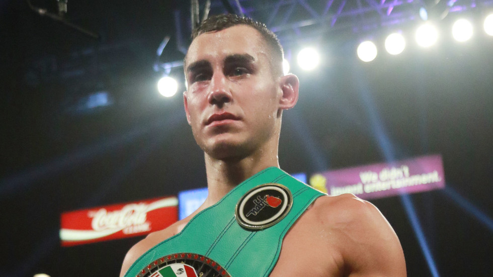 Body Of Tragic Boxer Dadashev Arrives In Russia RT Sport