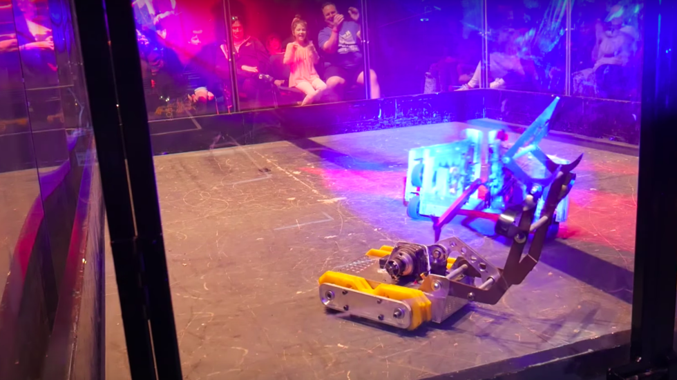 Robot lives matter? YouTube removing robot fight videos for 'animal cruelty'