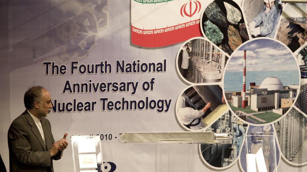 Tehran ready to discuss Macron's new plan to keep Iran in nuclear deal