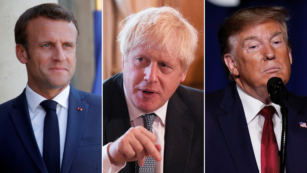 Do the British want to become 'vassal' of Trump's US