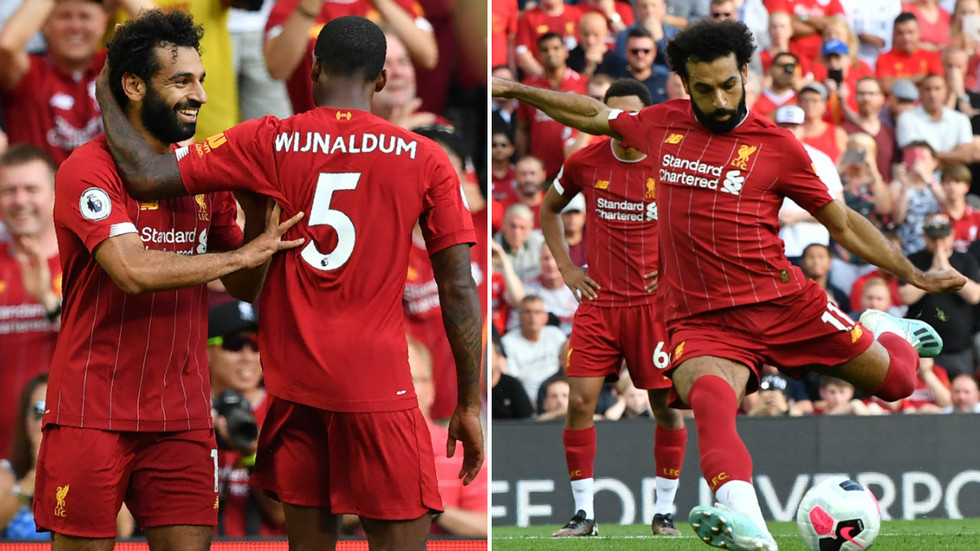 'World class': Mo Salah stunner bookends impressive Liverpool EPL win away to Arsenal