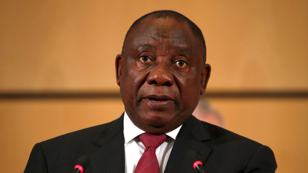 'Unidentified leader': AP reporter accused of racism for description of SA's president Ramaphosa