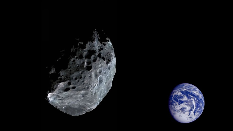 2 asteroids to scream past Earth Wednesday, including one discovered only LAST WEEK