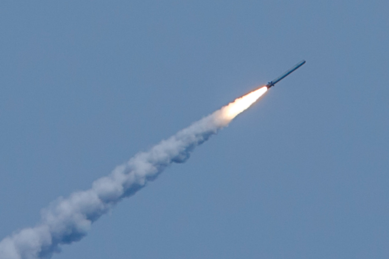 Um míssil Kalibr © Ministério da Defesa Russo / RIA Novosti