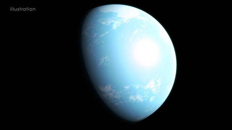 If found to have an atmosphere, GJ 357 d could be promising for future human colonization © NASA's Goddard Space Flight Center/Chris Smith