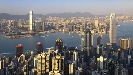 Hong Kong © Globall Look Press / Norbert Eisele-Hein