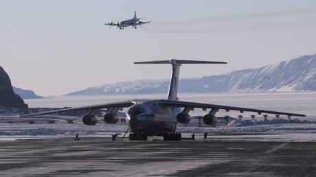 Thule Air Base © AFP / GETTY IMAGES NORTH AMERICA / MARIO TAMA