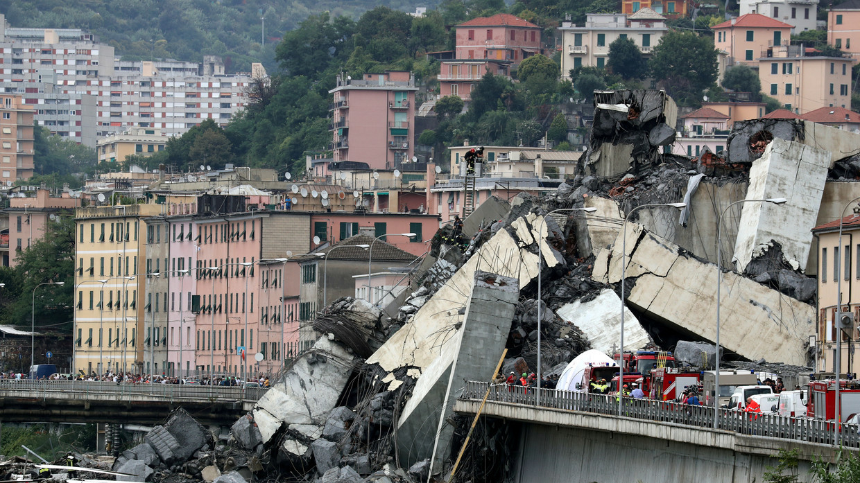 One year after Genoa tragedy: Are Europe's bridges any safer