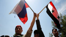Russian embassy in Syria back online after Twitter ban