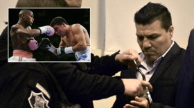 Ex-world champ & Mayweather opponent Baldomir sentenced to 18 years jail for sex assault of daughter