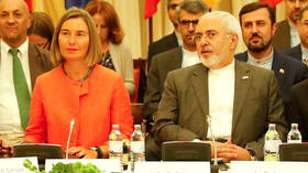 EU 'to work with' Iranian FM Zarif despite US sanctions