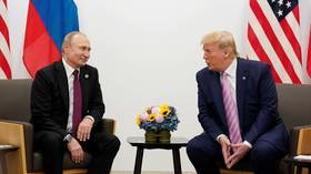Trump says phone talks with Putin 'short, but good'