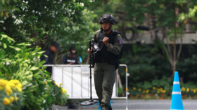 Six explosions rock Bangkok as Thai capital hosts security summit