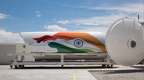 India marks 'new era' in transport by approving $10bn HYPERLOOP project