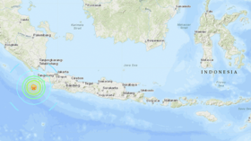 Tsunami warning lifted after 7-magnitude quake hits off the coast of Indonesia (VIDEOS)