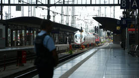 Germany to ramp up security at Swiss border after migrant pushed 8yo boy under train