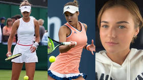 'Someone needed to win': Kalinskaya coldly powers past 'friend' Potapova in battle of hot Russian rising stars