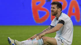 Messi slapped with 3-month international ban for 'corruption' rant