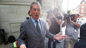 'It was genius': Farage says Trump's 'go back' tweet played out to his advantage