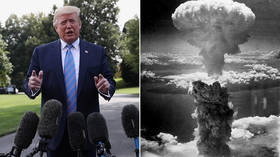Trump calls for new nuclear deal with Russia & China after killing INF
