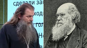 Say what? Darwin 'renounces' his 'ape theory' in posthumous chat, Russian priest says