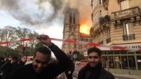 The Guardian apologizes for saying Sputnik posted 'fake' Notre Dame PHOTO vilifying Muslims