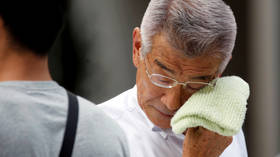 57 people dead, 18,000 hospitalized due to Japan's unrelenting heatwave