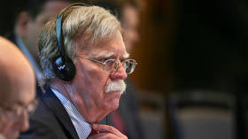 Bolton promises economic ruin for 'rogue state' Venezuela with trade embargo