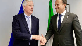'How to deal with no deal': Irish PM says Brexit talks will go on for years