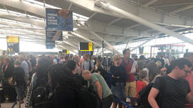 Thousands stranded as BA cancels & delays hundreds of flights amid IT system failure
