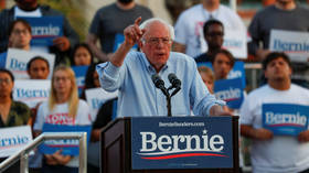 'Soviet' Bernie Sanders endorses crowd chanting 'Moscow Mitch' at campaign rally
