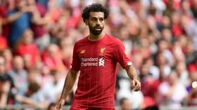 Police investigate racist tweet directed at Liverpool forward Salah