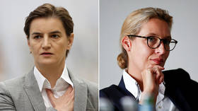 Liberal media puzzled: Openly gay Brnabic & Weidel prefer hard work to aggressive PC campaigning