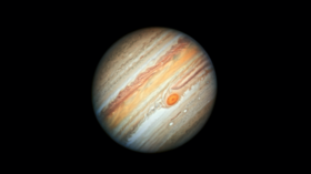 'I'm ready for my close-up!' Hubble PHOTOS portray Jupiter's atmosphere in stunning detail (VIDEO)