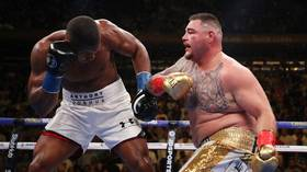 'Clash on the Dunes': Anthony Joshua v Andy Ruiz Jr rematch confirmed for Saudi Arabia in December