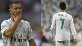 save off 0d540 e7ccb Impossible to follow Ronaldo': Real Madrid fans react after ...