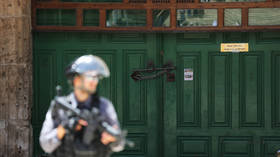 Fearing mass settler intrusion in Jerusalem, Palestine groups say 'LOCK' mosques for Eid al-Adha