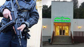 Shooting at Oslo mosque, 1 shot & 1 arrested – Norway police