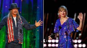 Kid Rock attacks Taylor Swift, sparks Twitter culture war