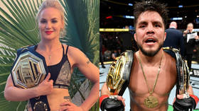 'I want to be 1st intergender champion!' UFC's Cejudo calls out women's flyweight champ Shevchenko