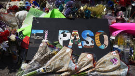 Family of El Paso shooting victims says they received death threats over photo with Trump
