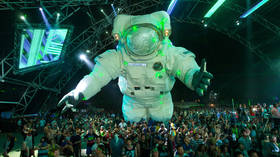 '1st ever': Italian astronaut will DJ for Ibiza ravers from SPACE